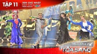 Sinh Ra Để Tỏa Sáng | Gala: Bống Bống Bang Bang - Nguyên Khang & Phạm Văn Mách