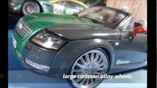 Modified Audi S2 vs Mod. Audi TT - Street Race videos