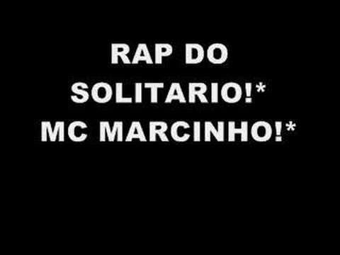 Rap do solitario!*