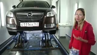 Подержанные автомобили. Opel Insignia, 2009. Авто Плюс ТВ
