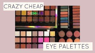 BEST $10 & Under Eyeshadow Palettes | Bailey B.