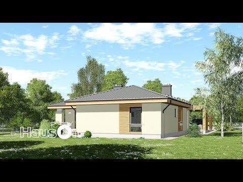 Namų projektai | Namo projektas LUTUTĖ | www.hauson.lt