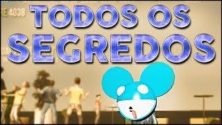 TODOS OS SEGREDOS! Goat Simulator 1.1 [TARTARUGAS NINJAS