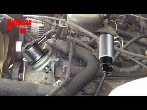 El separador metálico de los vapores de la gasolina
