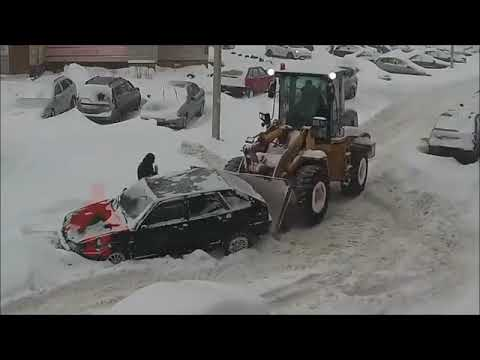 Not to Drive in Snow 2019  | Fail Compilation | Full Funny Video