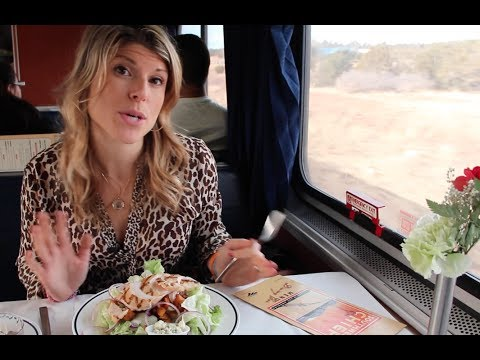 Eating on the Rails: Food on Amtrak 🚅