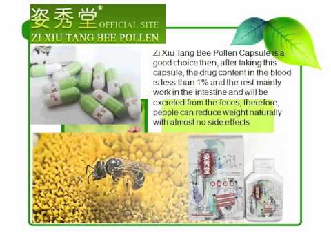zi xiu tang bee pollen capsule weight loss diet pills