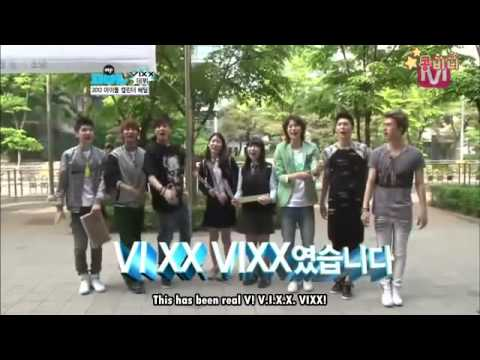 [ENG SUB] 120524 VIXX MyDOL Ep.07