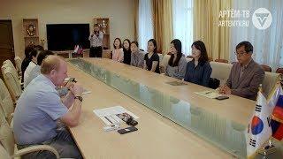 Артисты ансамбля «Римко» посетили Артём