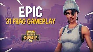 Tilted Towers: EPIC 31 Frag Game! - Fortnite Battle Royale Gameplay - Ninja
