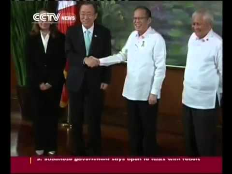 Ban Ki-moon to visit Tacloban to assess situation