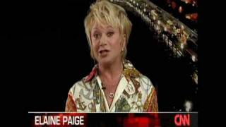 !!ELAINE PAIGE ON SUSAN BOYLE!!