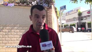 بالفيديو.. شوفو أشنو قال مغربي تصور مع الملك | بــووز
