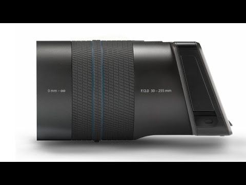 Lytro Illum | A Light Field Camera