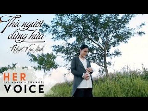 Thà Người Đừng Hứa Nhật Kim Anh (Nhạc phim Lời Sám Hối)   The Best Songs Of Nhật Kim Anh