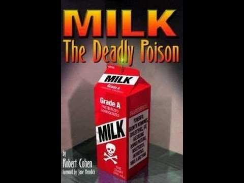 Milk Food or Poison : Real facts about milk exposed