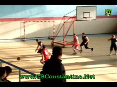 Basketball : CS Constantine - Guelma