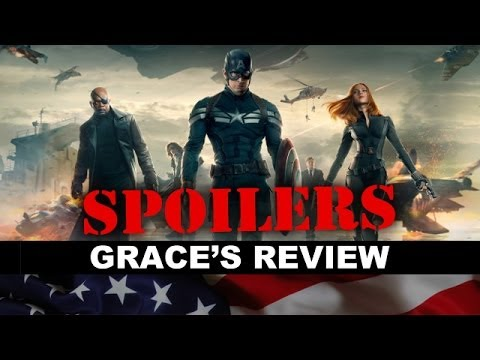 Captain America 2 Movie Review - SPOILERS : Beyond The Trailer