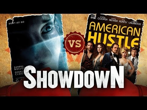 Gravity Vs American Hustle - Which Film Is The Better Nominee? Showdown HD