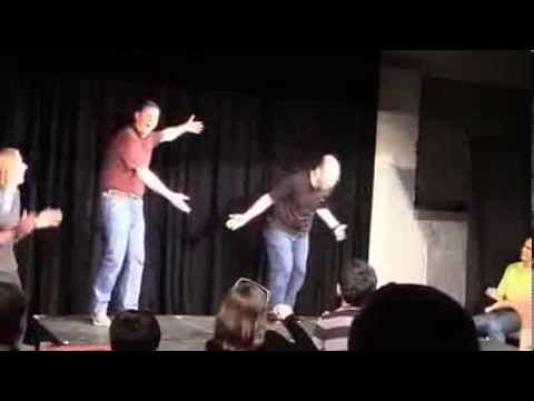Improv Colorado - Double Rainbow Freeze