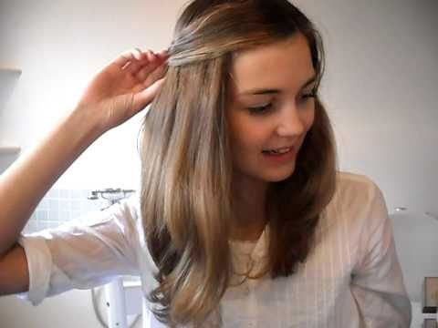 Easy & Cute Hairstyles For School - YouTube
