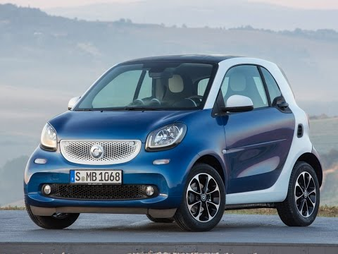 Word Premiere: smart fortwo & smart forfour | Test | Review | Drive Re