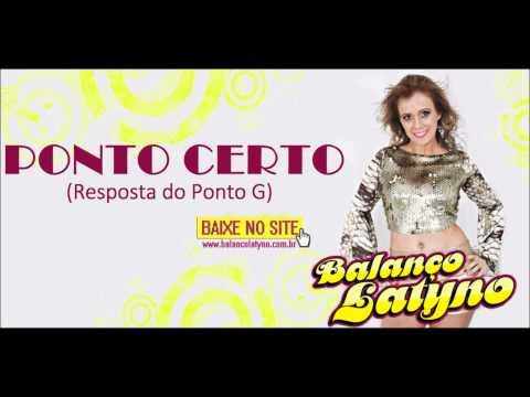 PONTO CERTO - BALANÇO LATYNO (ALEX DIAS/MARCIO DIAS) RESPOSTA DO PONTO G