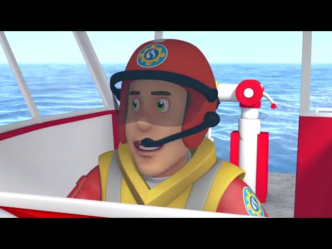 Požiarnik Sam - Uprostred Mora