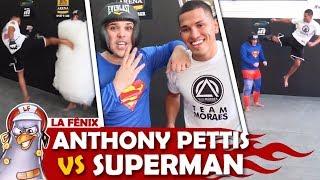 Anthony Pettis Vs La Fênix In Brazil Team Moraes