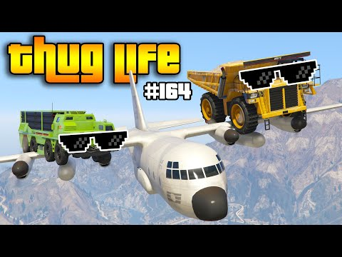 GTA 5 THUG LIFE AND FUNNY MOMENTS (Wins, Stunts and Fails #164)