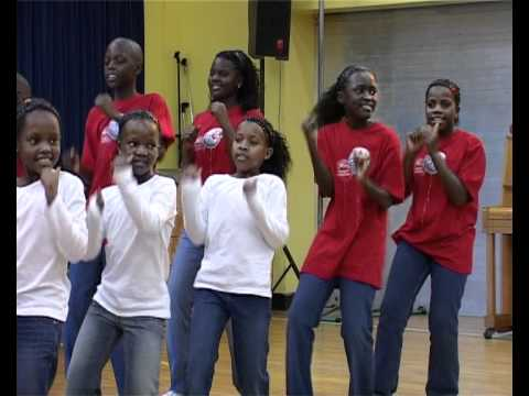 Lovely Day - Mwamba Rock Choir
