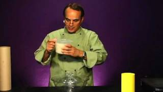 Sugar Glass Video Part 4: How To Make Sugar Martini