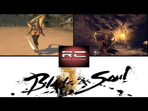 Blade and Soul NA/EU CBT3 Force Master CC and AoE Combo Guide