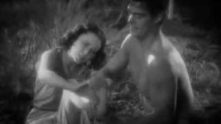 Maureen O'Sullivan Foot Tickled (1932)