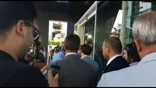 L'arrivo di Montella a Casa Milan