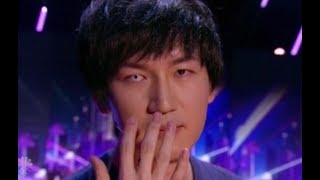 Will Tsai: Master Close-Up Magician Brings Dead Fish Back to Life | America's Got Talent 2017