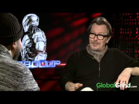 Robocop Interviews: Gary Oldman, Joel Kinnaman and Abbie Cornish