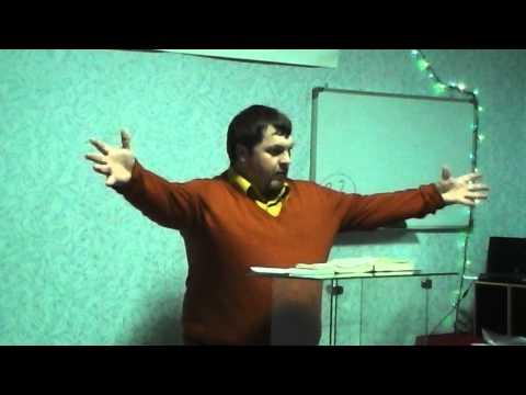 Царство Божье не в слове, а в силе...проповедует Алексей Радчук