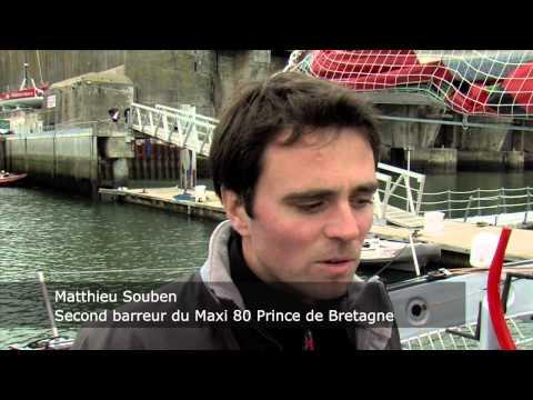 VIDEO: Cap sur Saint-Malo