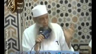 حوار الشيخ الحويني مع رجل زنى لمدة 20 سنة