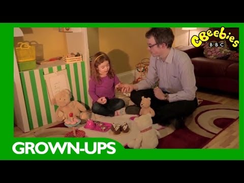 CBeebies Grown-ups: Problem Solving - Help your child to apply their thinking to the real world