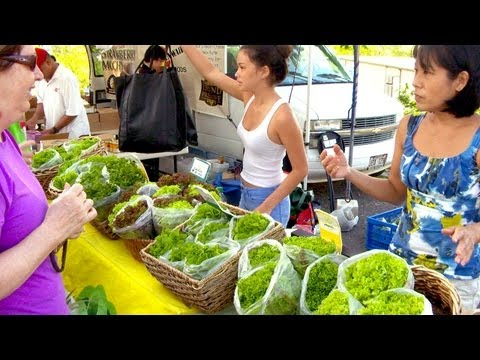 Benefits abound from popular Kapiolani CC Farmers' Market