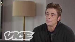 VICE Talks Film with Benicio Del Toro