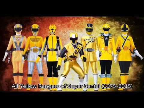Tổng hợp những siêu nhân vàng (1975-2015)