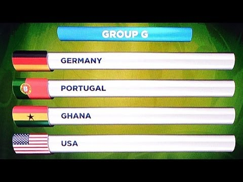World Cup 2014 draw: Germany supporters optimistic about group pool