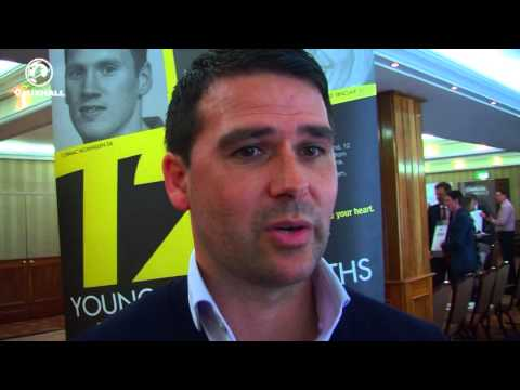 David Healy helps launch Safeguarding in Sport App