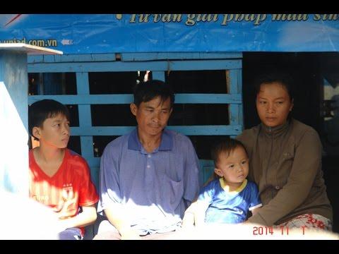 KVS Năm 06 (CT.Số 45) Hoàn cảnh gia đình Chị Nguyễn Thị Mỹ Tiên, Kiên Lương, Kiên Giang