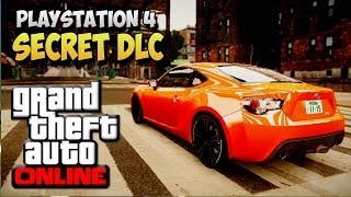 GTA 5 PS4 - Secret Bonus Perk For All PS4 Users - GTA V Online Next Gen ! - (GTA 5 Gameplay & DLC)