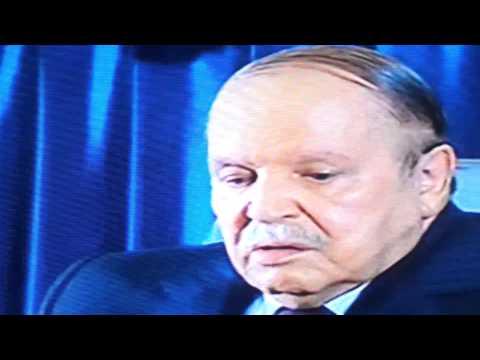 Le Président Bouteflika s'adresse aux Algériens et aux autres ..