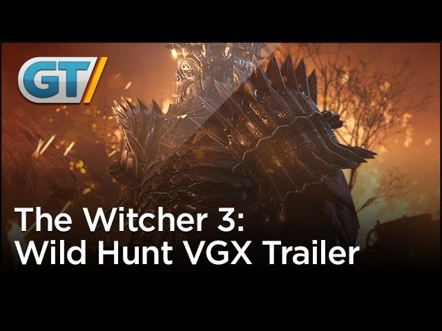 VGX 2013: The Witcher 3: Wild Hunt
